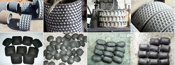 Coal Ball Briquettes