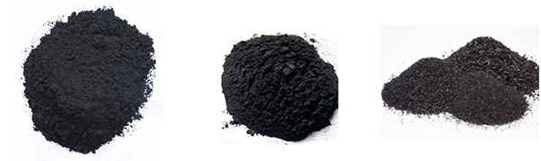 Coal Charcoal Mineral Powder