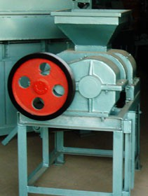 Mini Charcoal briquette machine