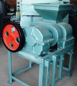 Mini Charcoal briquette machines