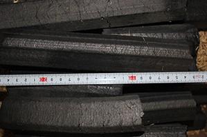 Rod-shaped Charcoal