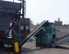 Coal Briquetting Line